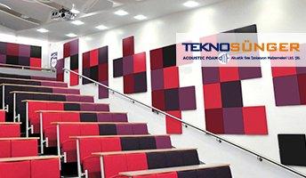 Akustik Kumaş Kaplı Duvar Paneli Fiyatları