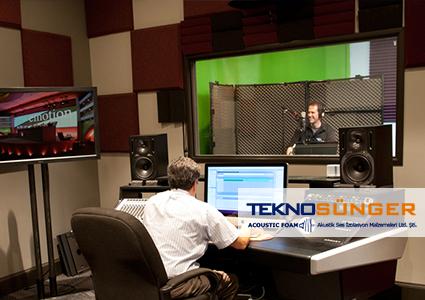 Ses Kayıt Odası Ses Yalıtımı Fiyatları